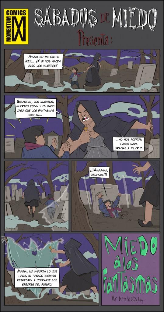 15 Miedo a los fantasmas